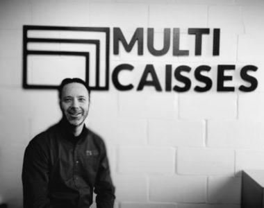 Éric Thibault   Directeur des ventes Québec & International