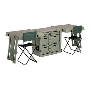 """""""Double Duty Field Desk"""""""