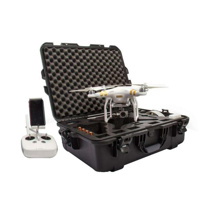 Nanuk 945 pour drone Phantom 4 DJI   Code : NANUK-945DJI