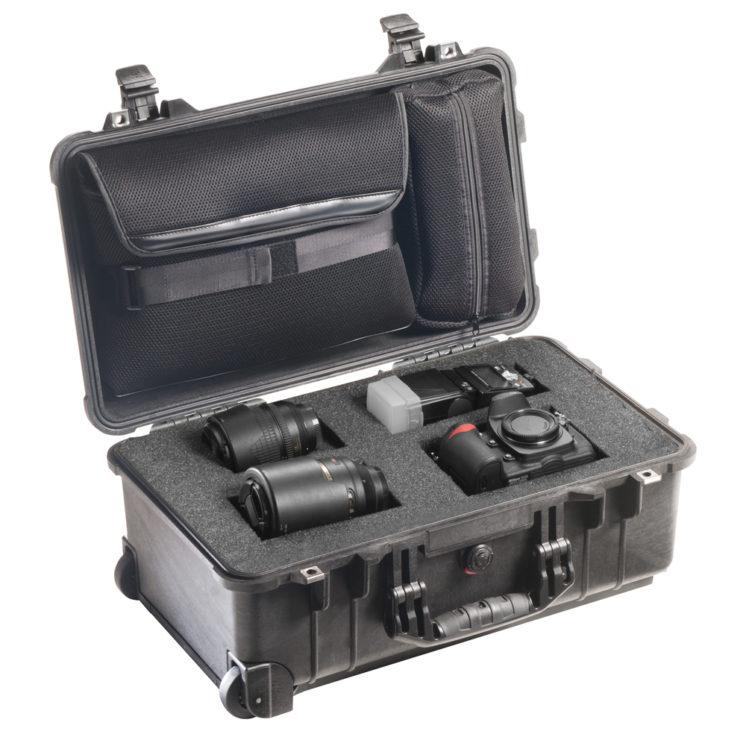 Valise PEL1510LFC Laptop / pour voyageur   Code : PEL1510LFC