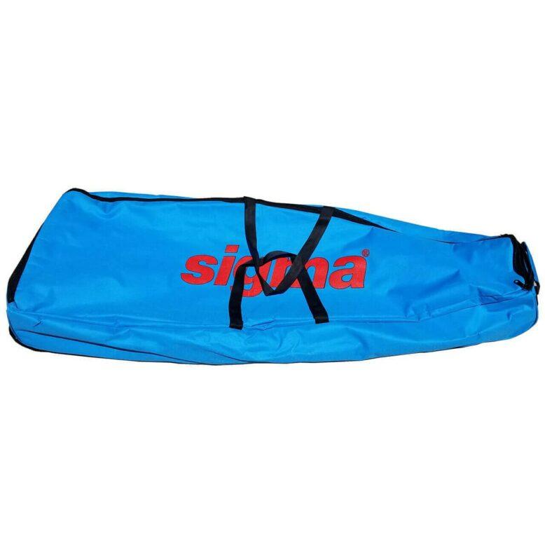 sac sigma bleu
