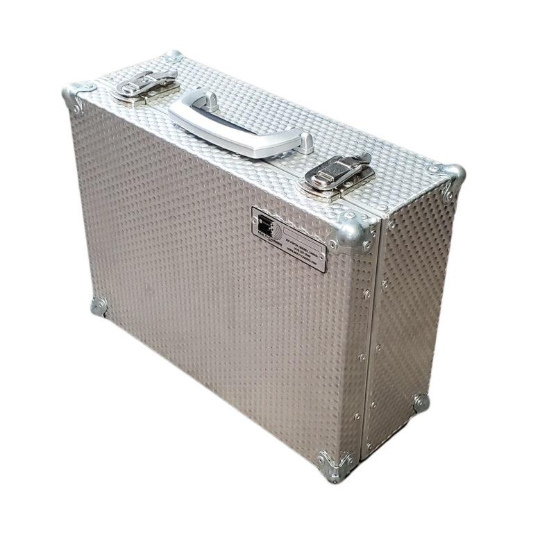 allucase valise metal