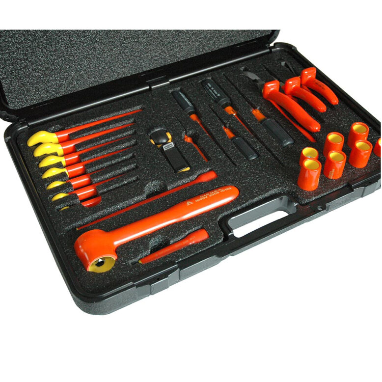 techno red tools