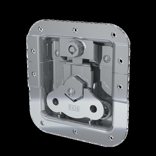 Attache encastrée moyen verrouillable à clé | Code : 001-5734800