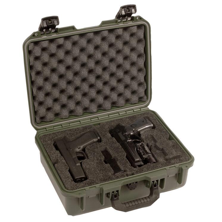 472-PWC-M9-2 Valise de Pistolet